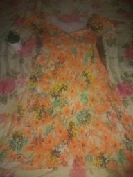 Título do anúncio: Vestido feminino floral
