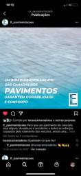 Título do anúncio: Pavimentações de piso intertravado H4,H6,H8