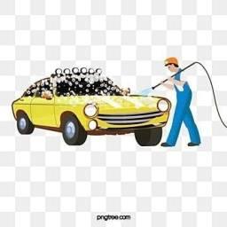 Título do anúncio: Lavagem de carro completa