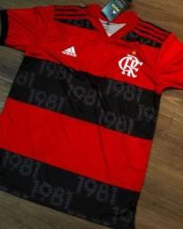 Título do anúncio: Camisa do Flamengo primeira linha