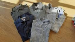 Camisas masculinas Tamanho M
