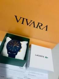 Relógio Lacoste Original Com Nota Fiscal