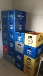 Vendo vasilhames /cerveja 500 reais...