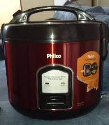 Panela eletrica de arroz PPA 10 inox red