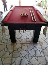 mesa de sinuca/ bilhar
