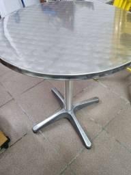Mesa em alumínio 60cm