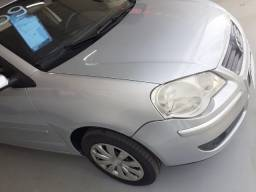 VW Polo Hatch 2011 Prata 1.6 Prata