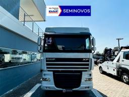 Título do anúncio: DAF XF 105 FTS 410 6x2 XF 105 FTS 410 6x2 (diesel)(E5) 2014/2014 Via Trucks | Unidade Guar