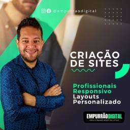 Título do anúncio: Criação de Sites e Loja Virtual