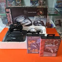 Título do anúncio: Sega Mega Drive 3