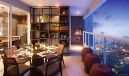Apartamento à venda com 3 dormitórios em Chácara cneo, Campinas cod:AP028111