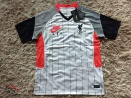 Camisa Nike Air Stadium Liverpool 4 2020/2021