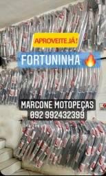 Título do anúncio: Fortuna nova Fortuninha escape descarga