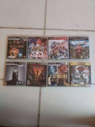 Jogos de PS3 originais no precinho