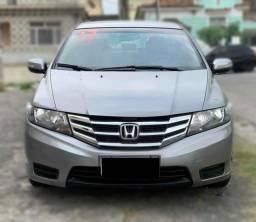 Título do anúncio: Honda City 1.5 EX 2013 Automático Completo!!!