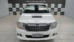 Toyota - Hilux CD SRV D4-D 4x4 3.0 TDI Diesel Aut - 2013