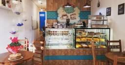 Vendo Lanchonete e cafeteria Bistrô ótimo ponto comercial