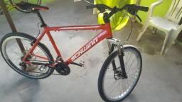 Bike Alumínio aRo 26 (Perfeita)