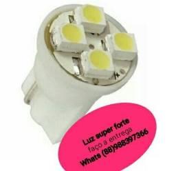 Luz de led pingo d'água