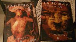 Sandman Neil Gaiman Vidas Breves E Despertar Editora Conrad