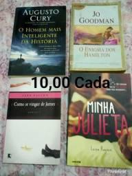 Livros 10,00