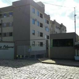 Apartamento mobiliado em Itajaí no bairro Espinheiros. Entrada de R$80 mil e assumir finan