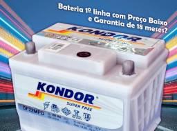 Promoção Baterias Novas