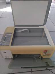 Impressora HP entrada p/ cartão