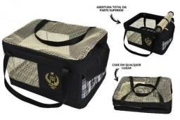Bolsa Transporte Cabine Avião para Cães e Gatos