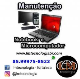 Técnico em Informática, Manutenção em Notebooks, Assistência Técnica, Domicílio