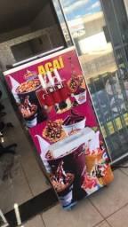 Vendo máquina de sorvete Tecsoft