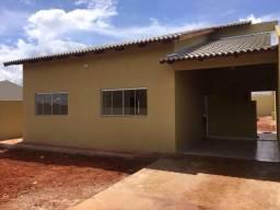 Casa 3 Qts com suíte, nova construída em lote 359m2