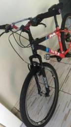 Bicicleta GTI 21 marchas