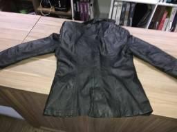 Jaqueta de couro de Pelica