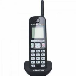 Telefone rural sem fio Aquário original homologado pela Anatel
