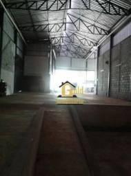Galpão 500m², recém construído, Jd Palma Travassos