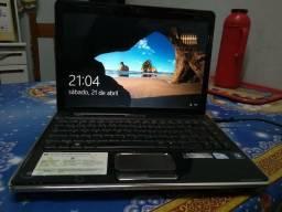 NoteBook HP com digital