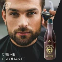 Crene Esfoliante pra barba