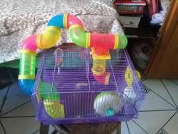 Gaiola de hamster $
