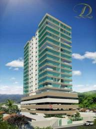 Apartamento de 2 quartos, 2 vagas de garagem, churrasqueira no forte com entrada R$ 35.000