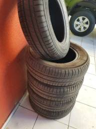 Vendo 5 peneus michelin 175/70 ARO 13