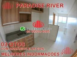 Paradise 03 Quartos 02 vagas