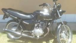 Vendo moto de leilao com motor de titan 150 tenho numeracao na nota zap *61 - 2007