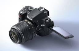 Câmera D5100 Nikon