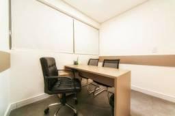 Alugo escritorio mobiliado em excelente localização