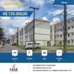 Apartamento para Venda Ananindeua - Rua Cláudio Sanders
