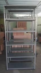 Promoção de estantes de aço pronta entrega