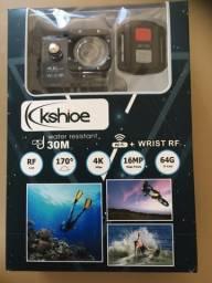 Câmera fotográfica 4K (estilo GoPro) Super PROMOÇÃO