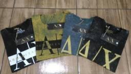 727bcb280 Camiseta Armani Original Nova (Tamanho M e G)