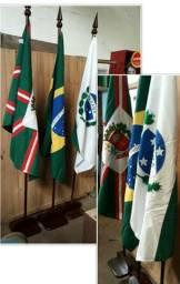 Lote de Bandeiras Oficiais